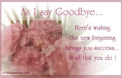 Farewell greetings by friends from india sorry youre leaving your loss will be greatly felt but i wont over exaggerate and say my heart will melt its really hard to say goodbye m4hsunfo Image collections