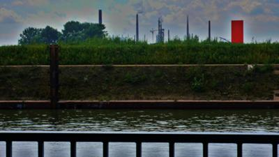 Duisburg Rhine harbor