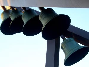 for whom the bells toll!