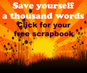 Your fond farewell guide free farewell scrapbook template pronofoot35fo Image collections