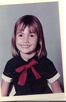 Picture of me when I was in kindergarten